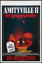 Amityville II: The Possession - Belgian Movie Poster (xs thumbnail)