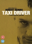 Taxi Driver - British Blu-Ray movie cover (xs thumbnail)