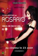 Rosario Tijeras - French Movie Poster (xs thumbnail)