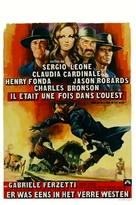 C'era una volta il West - Belgian Movie Poster (xs thumbnail)