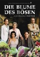 Fleur du mal, La - German Movie Poster (xs thumbnail)