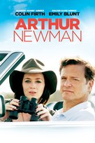 Arthur Newman - Blu-Ray cover (xs thumbnail)