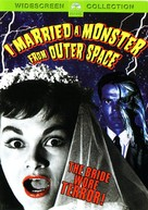 I Married a Monster from Outer Space - DVD movie cover (xs thumbnail)