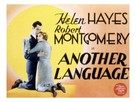 Another Language - Movie Poster (xs thumbnail)