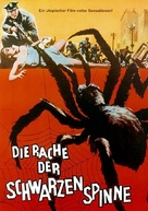 Earth vs. the Spider - German Movie Poster (xs thumbnail)