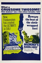 Frankenstein Created Woman - Combo movie poster (xs thumbnail)