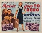 Maisie Goes to Reno - Movie Poster (xs thumbnail)
