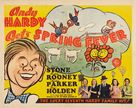 Andy Hardy Gets Spring Fever - Movie Poster (xs thumbnail)