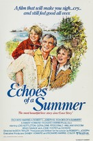 Echoes of a Summer - Movie Poster (xs thumbnail)