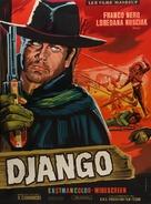 Django - French Movie Poster (xs thumbnail)