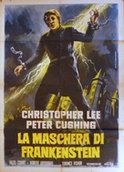 The Curse of Frankenstein - Italian Movie Poster (xs thumbnail)
