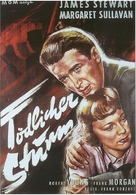 The Mortal Storm - German Theatrical poster (xs thumbnail)