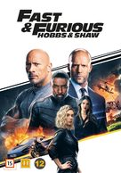 Fast & Furious Presents: Hobbs & Shaw - Danish DVD movie cover (xs thumbnail)