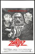 Zardoz - Movie Poster (xs thumbnail)
