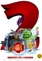 The Angry Birds Movie 2 - Hungarian Movie Poster (xs thumbnail)