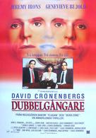 Dead Ringers - Swedish Movie Poster (xs thumbnail)