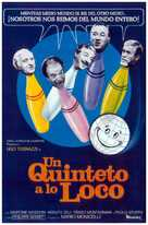 Amici miei atto II - Spanish Theatrical movie poster (xs thumbnail)