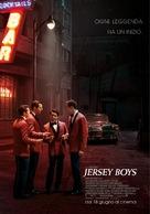 Jersey Boys - Italian Movie Poster (xs thumbnail)