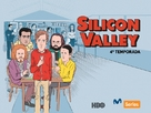 """Silicon Valley"" - Spanish Movie Poster (xs thumbnail)"