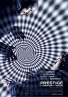 The Prestige - German Movie Poster (xs thumbnail)