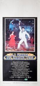 Saturday Night Fever - Italian Movie Poster (xs thumbnail)