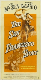 The San Francisco Story - Movie Poster (xs thumbnail)