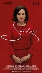 Jackie - Greek Movie Poster (xs thumbnail)