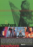 Nowhere - Japanese Movie Poster (xs thumbnail)