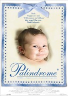 Palindromes - German Movie Poster (xs thumbnail)