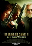 The Boondock Saints II: All Saints Day - Canadian Movie Poster (xs thumbnail)