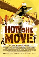 How She Move - Canadian Movie Poster (xs thumbnail)