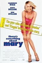There's Something About Mary - Movie Poster (xs thumbnail)