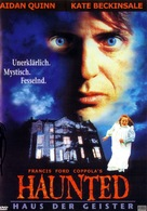 Haunted - German Movie Cover (xs thumbnail)