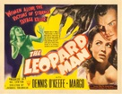 The Leopard Man - Movie Poster (xs thumbnail)