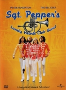 Sgt. Pepper's Lonely Hearts Club Band - Movie Cover (xs thumbnail)