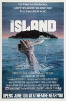 The Island - Advance poster (xs thumbnail)