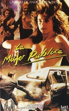 La femme publique - Spanish Movie Poster (xs thumbnail)