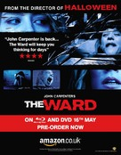 The Ward - British Movie Poster (xs thumbnail)