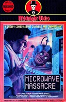 Microwave Massacre - VHS movie cover (xs thumbnail)