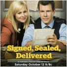 Signed, Sealed, Delivered. - Movie Poster (xs thumbnail)