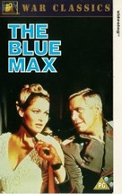 The Blue Max - British VHS cover (xs thumbnail)