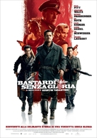 Inglourious Basterds - Italian Movie Poster (xs thumbnail)