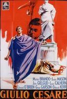 Julius Caesar - Italian Movie Poster (xs thumbnail)