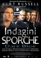 Dark Blue - Italian Movie Poster (xs thumbnail)