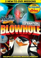 """The Penguins of Madagascar"" - DVD cover (xs thumbnail)"