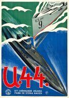 Submarine - Swedish Movie Poster (xs thumbnail)