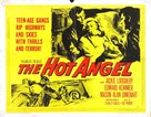The Hot Angel - Movie Poster (xs thumbnail)