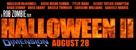 Halloween II - Logo (xs thumbnail)