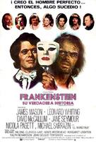 Frankenstein: The True Story - Spanish Movie Poster (xs thumbnail)