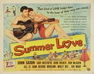 Summer Love - Movie Poster (xs thumbnail)